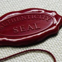 authentic - my word for 2012