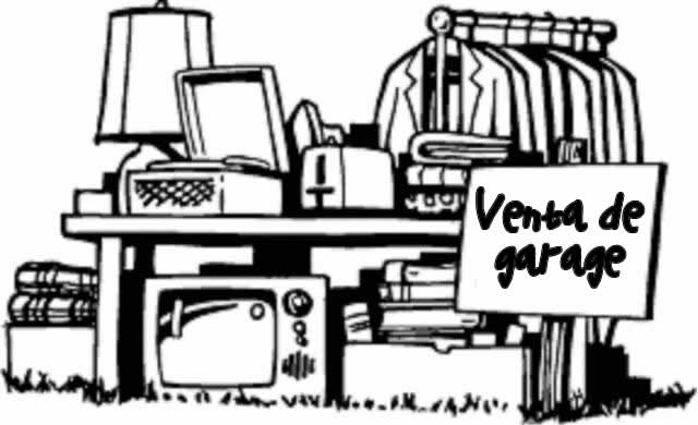 Lo que aprendo de una venta de garage maturitas cafe for Logos de garajes