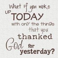 got the gratitude attitude?