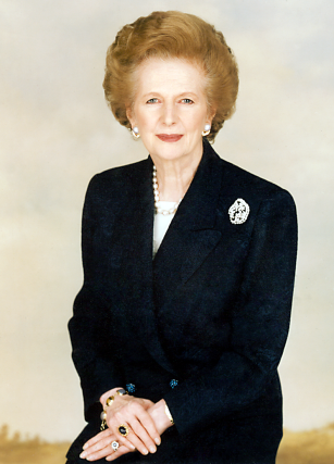 Margaret Thatcher 13 October 1925 – 8 April 2013