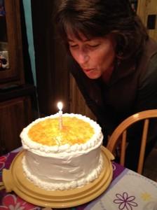 asombroso pastel de cumpleaños