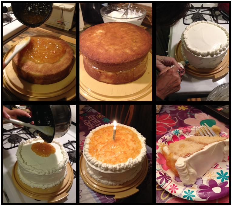 Asombroso pastel de cumplea os maturitas cafe - Que regalar a tu hermana ...