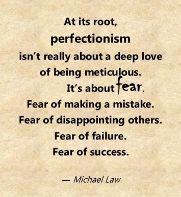 Perfectionism 3