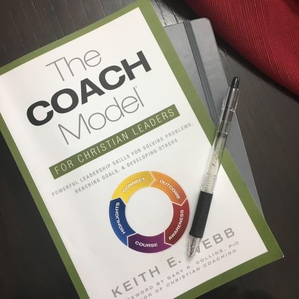 "Keith Webb's ""The Coach Model"""