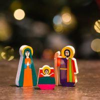 seeking Jesus in the stuff